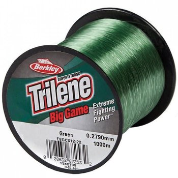 Trilene Big Game 20lb. Low-Vis Green 330yds