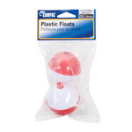 "Compac Plastic Floats. 1-3/4"" 2-pk"