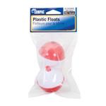 "Compac Plastic Floats. 2"" 2-pk"