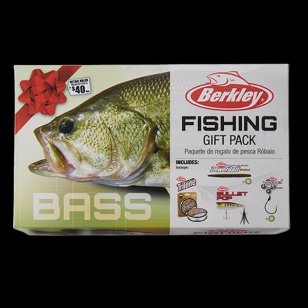 Berkley Fishing Gift Pack - Bass