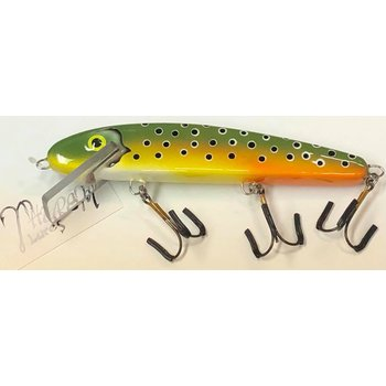 "Thursty Lures 9"" Solid Clean Frog"