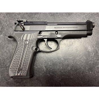 Beretta 92 FS 9mm Semi Auto Pistol w/LPA Sights  (Made in USA)