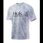 Huk Icon X Camo Short Sleeve. Current Kenai M