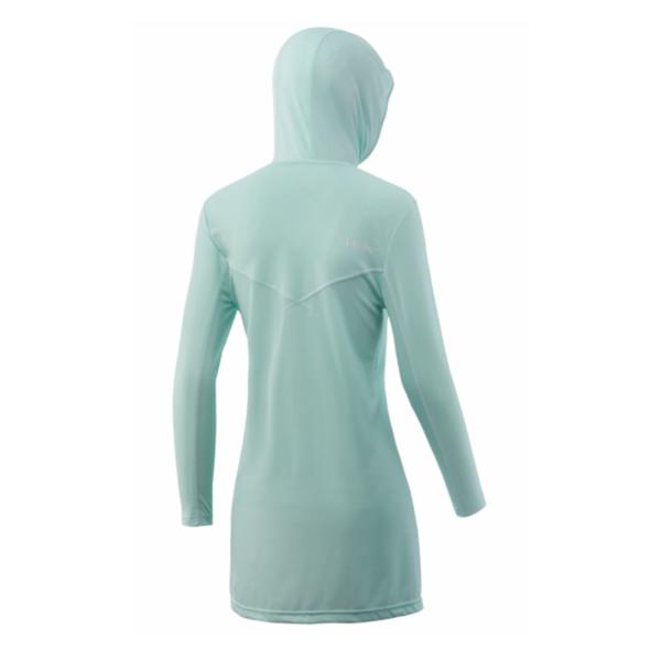 Huk Womens Icon X Dress M. Seafoam