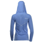 Huk Womens Icon X Hoodie XS. Carolina Blue