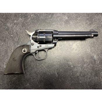 """Ruger Single Six 22 LR 5.5"""" Flat Gate Revolver"""