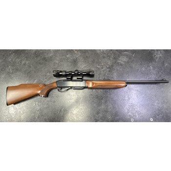 Remington 7400 308 Win Semi Auto Rifle w/Bushnell Trophy 1.75-5 Scope & Case