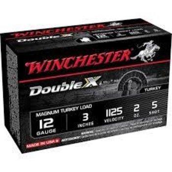 "Winchester Winchester Supreme XX Magnum Turkey Ammo 12ga 3"" 2oz #5 Lead Shot 10 Rounds"