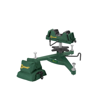 Caldwell The Rock Dlx Shooting Rest and Rear Bag Combo