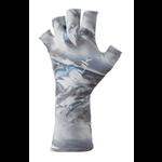 Huk Mossy Oak Hydro Sun Glove. L/XL Standards