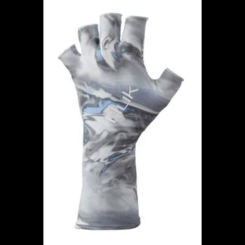 Huk Mossy Oak Hydro Sun Glove. ML Standards