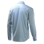 Huk Tide Point Woven Solid Long Sleeve. XL Plein Air