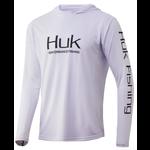 Huk Icon X Hoodie XL. White