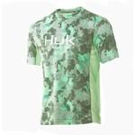 Huk Icon X KC Refraction Camo SS Short Sleeve XXXL New Superior