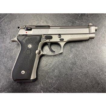 Beretta 92FS Inox 9mm Semi Auto Pistol w/3 Mags