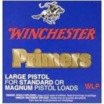 Winchester Winchester Large Pistol Primer. Per 100