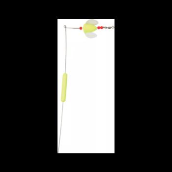 Yakima Worden's Spin-N-Glow Bottom Walker 1.5oz Fl. Chartreuse