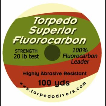 Torpedo Superior Fluorocarbon 20lb 100yds