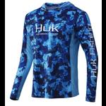Huk Icon X KC Refraction Camo Hoodie. San Sal XL
