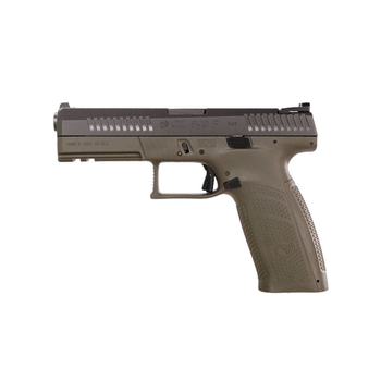 CZ P-10 F 9mm OD Green Semi Auto Pistol w/Tritium Sights