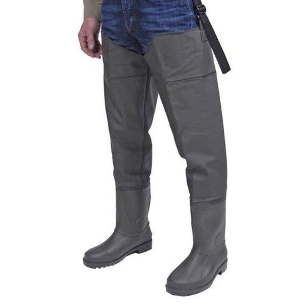 Bushline PVC Ultrastretch Hip Waders. Size 10