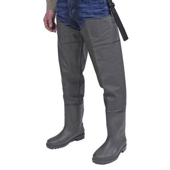 Bushline PVC Ultrastretch Hip Waders. Size 13