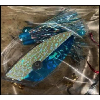 Ito Flies Meat Rig. Blue Punisher 17-165-2