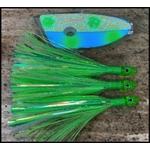 Ito Flies Meat Rig. Clear 949 Screamer Bay Rat 17-163-3