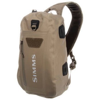 Simms Dry Creek Z Sling Pack, Tan