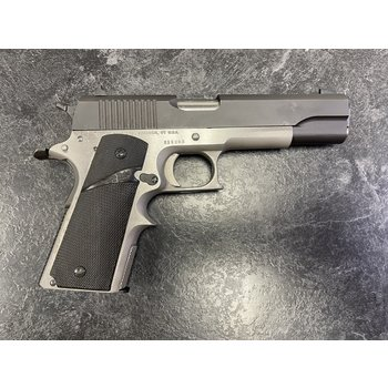 "Caspian Arms 1911-A1 Government 45 ACP Two Tone 5"" Semi Auto"