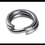Mustad Saltism Split Ring Size 6 20-pk 53lbs