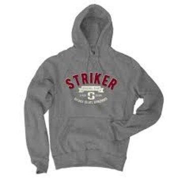 Striker Striker Hoody, Gunmetal, L