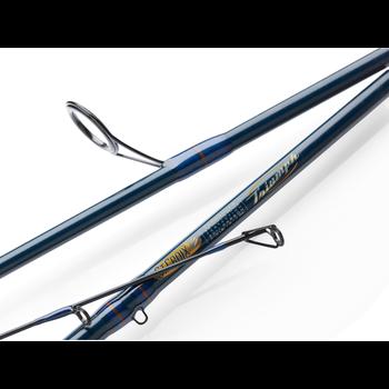 St Croix Triumph 6'6ML Travel Spinning Rod. 4-pc