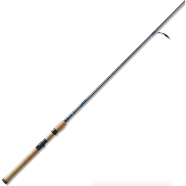 St Croix Avid 5'6UL Fast Spinning Rod. 2-pc