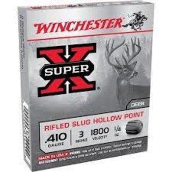 """Winchester Winchester Super X, 410 GA, 3"""" Slug, 1/4 oz"""