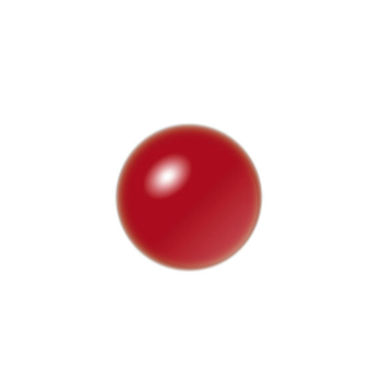 Luhr Jensen Jensen Egg 60 Eggs Red