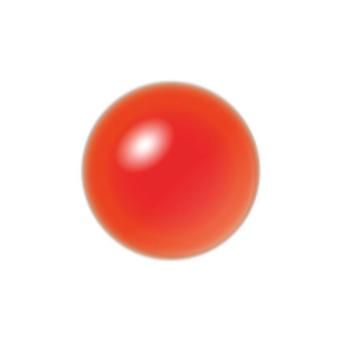 Luhr Jensen Jensen Egg 60 Eggs Orange