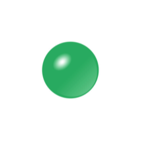 Luhr Jensen Jensen Egg 60 Eggs Chartreuse Green