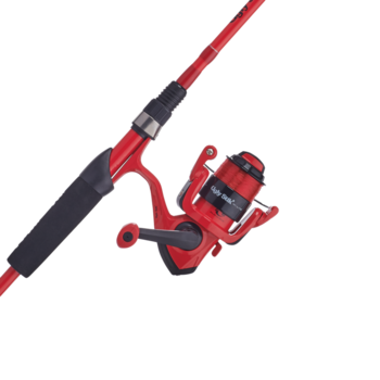 Shakespeare Ugly Stik Hi-Lite 6'M Spinning Combo. Red 2-pc