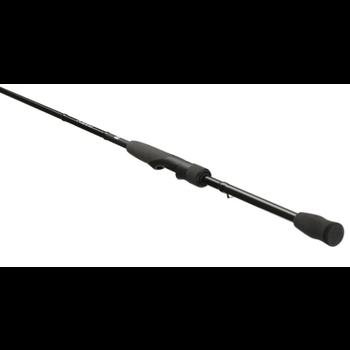 13 Fishing 13 Fishing Defy Black 7'M Spinning Rod. 2-pc