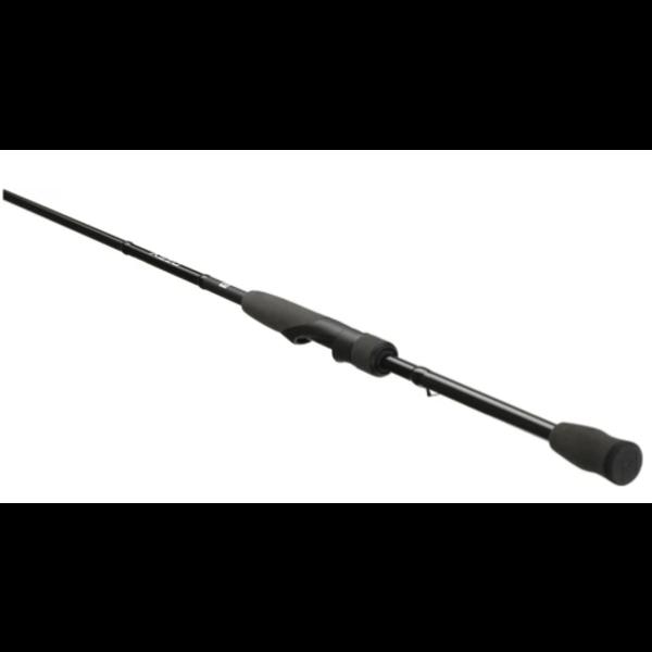 13 Fishing Defy Black 7'MH Spinning Rod. 2-pc