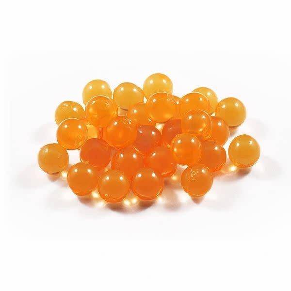 Cleardrift Tackle Cleardrift Tackle Soft Bead 8mm Chehalis Orange 30-pk