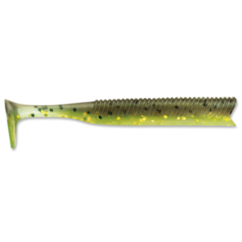 """Storm 360 GT Search Bait Bodies 3-1/2"""" Chartreuse Ice 6-pk"""