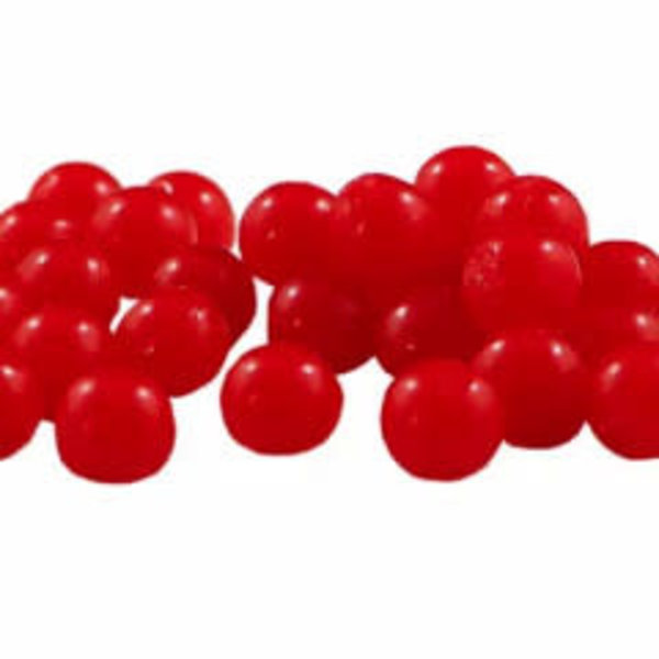 Cleardrift Tackle Soft Bead 6mm Blood Red 40-pk