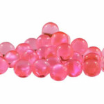Cleardrift Tackle Soft Bead 6mm Candy Apple 40-pk