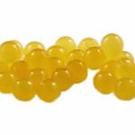 Cleardrift Tackle Soft Bead 6mm Yellow Mustard 40-pk