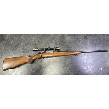 Husqvarna 30-06 Swedish Mauser Bolt Action Rifle w/Weaver K4 Scope