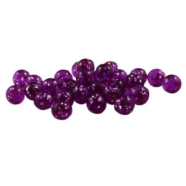 Cleardrift Tackle Soft Bead 6mm Grape Pearl 30-pk