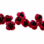 Cleardrift Tackle Cleardrift Tackle Embryo Egg Clusters Small Cherry Red Black Dot