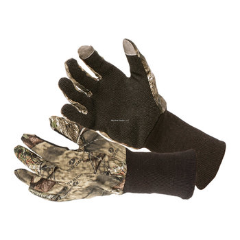 Allen 25343 Vanish Jersey Gloves W/ Dot Palm, Mo Country